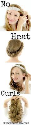 Best 25+ Overnight hairstyles ideas on Pinterest | Overnight curls ...