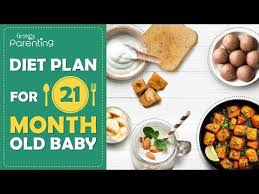 Food Chart For 21 Month Old Baby 21 Months Old Baby Food Ideas Along With Recipes