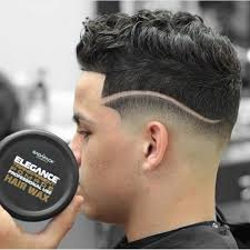 Haircut Designs 30 Super Leading Style Taper Fade Haircut With Designs Within This