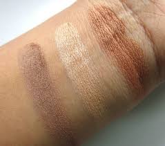 this is such a nice kit for contouring highlighting and bronzing i totally love the texture of all the s and how smoothly they blend on my skin