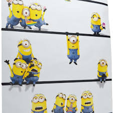 Minion Wallpaper For Bedroom Despicable Me Minions Motif Pattern Kids Childrens Wallpaper
