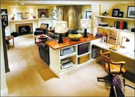 office living room ideas. Fabulous Living Room Decor: Miraculous Office Combo Design Ideas Plushemisphere Of From