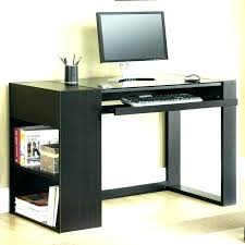 narrow office desk. Small Narrow Desk All Computer Black Table Desks Within  Office Narrow Office Desk