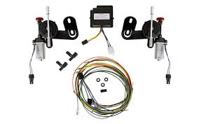 detroit speed inc f body electrical electric rs electric rs headlight door kit