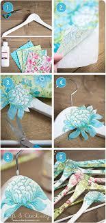 decoupage ideas for furniture. interesting decoupage decoupage clothes hangers intended ideas for furniture