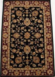 safavieh heritage hg112a black red area rug