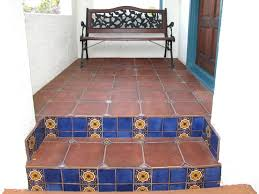 mexican terracotta tile tile combined with terracotta floor tile beautiful way to add personality to your mexican terracotta tile floor