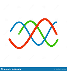 Free Biorhythm Chart Biorhythm Chart Icon Stock Vector Illustration Of Abstract