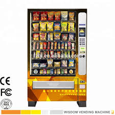 Snack Vending Machine Malaysia Impressive Malaysia Standard Combo Drink And Snack Vending Machine Work With