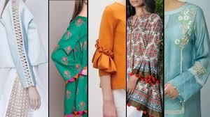 3 Quarter Sleeves Design Designer Sleeves Designs For Kurti Best Sleeves Designs
