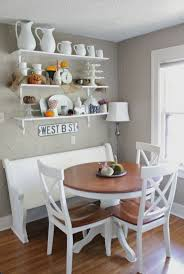 Wrap Around Bench Kitchen Table 25 Best Ideas About Space Saver Dining Table On Pinterest