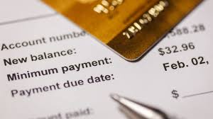 Minimum Credit Card Payment What Happens If You Only Pay The Minimum On Your Credit Card
