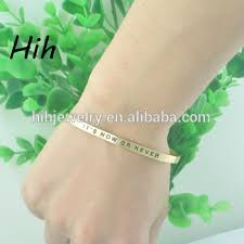 Inspirational Quotes Bracelets Beauteous Professional Engraved Bangles Suppliers Adjustable Inspirational