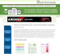 professional newsletter templates for word learning never stops word draw free newsletter templates for ms word