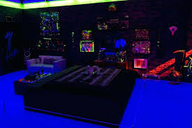 Black Light Wallpaper For Bedroom Nice Black Light Room Paint Black Light  In Bedroom Black Light . Black Light Wallpaper For Bedroom ...