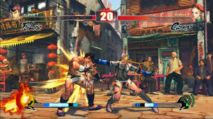 ways in which street fighter iv succeeded in third person