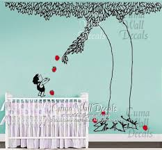 Small Picture 20 The Giving Tree Wall Decal Wall Quotes Decals Art The Giving