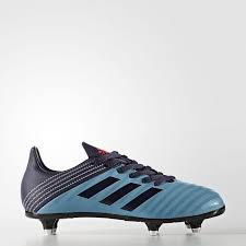 boy adidas malice sg junior rugby boots grey orange 95033 ntq