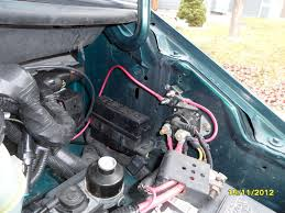 1990 ford taurus oaxacan art com aerostar starter relay solenoid wiring ford truck enthusiasts forums