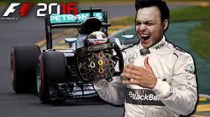 F1 DİREKSİYONU İLE FORMULA 1 2016 [Thrustmaster T300RS] - YouTube