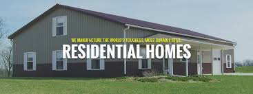 Small Picture Durable Steel Residential Homes Worldwide Steel Buildings