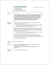 Free Resume Builder For High School Students Here Are Resume Builder For Students Free Resume Builder For College 26