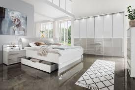Wiemann Schlafzimmer Shanghai 2 Weiß Kieselgrau Möbel Letz Ihr