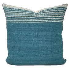 boho pillow wool pillow neutral