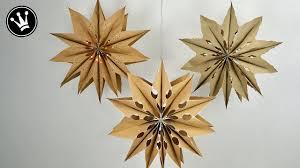 Weihnachtsdeko Fenster Sterne Basteln Weihnachten In