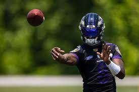 Lamar Jackson, Ravens QB, sidelined by ...