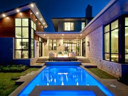 cool home swimming pools.  Cool Swimming Pool House Designs With Cool Home Swimming Pools