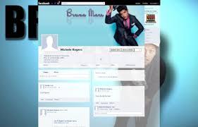 Bruno Mars Facebook Layouts Bruno Mars Facebook Themes Bruno Mars