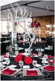 white winter wedding color ideas