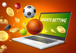 Vector Online Sports Betting Mobile App Laptop Stock Vector - Illustration  of mobile, play: 166663718