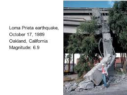 Image result for M 6.9 October 17, 1989 Loma Prieta Earthquake