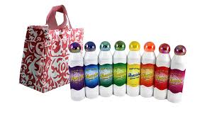 Designer Bingo Daubers Bundle Pack Of Dazzle Glitter Bingo Dauber Ink Pack Mixed