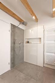 Bodengleiche Dusche In Betonoptik Badezimmer Von Banovo Gmbh In