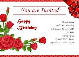 invitation card templates free download birthday invitation card templates free download birthday with