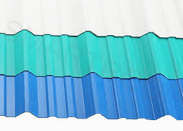 kiosk upside corrugated plastic roofing sheets in weight 3 9 kg color lasting