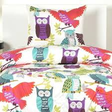 owl bedding owl bedding owl always love you bed cap comforter set with sham and toss