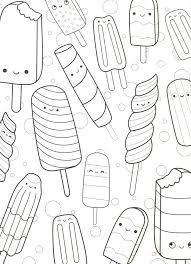 Food Coloring Pages For Adults At Getdrawingscom Free For
