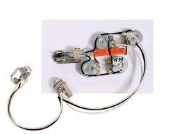 920d custom shop wiring harness for rickenbacker 4000 series bass guit solderless wiring harness guitar 920d custom shop wiring harness for rickenbacker 4000 series bass guitar, stereo