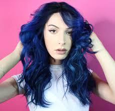 Cool 25 Fabulous Dark Blue Hair