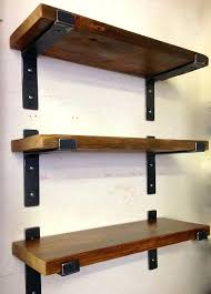 decorative shelf support supports small