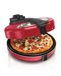 How To Make A Frozen Pizza Amazoncom Hamilton Beach 31700 Pizza Maker Kitchen Small