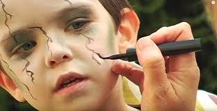 thefashionspot little 67 zombie makeup