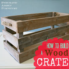 wood crate furniture. I Love The Vintage Look Of Wooden Crates. Even If They Are Brand New, Bring A Bit Nostalgia To Room. You Take Around Internet, Wood Crate Furniture