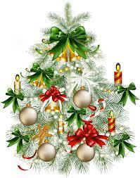 Christmas Tree Clip Art Large Christmassticker Kreative