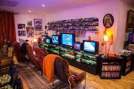 rec room furniture and games. The Library Video Game Room Ideas Rec Furniture And Games D