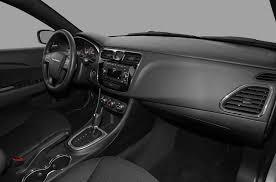 chrysler 200 2011. 2011 chrysler 200 sedan lx 4dr interior front seats